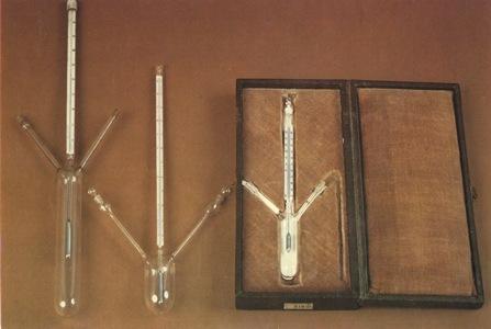 Пикнометр конструкции Д.И. Менделеева